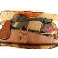 Lot of 6 Rifle Cases