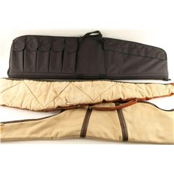 Lot of 3 Rifle Cases