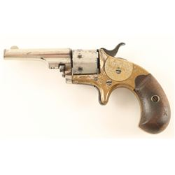 Colt Open Top Pocket .22 Cal SN: 59467