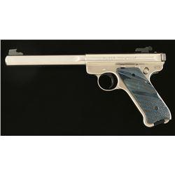 Ruger Mark II Target .22 LR SN: 218-62862