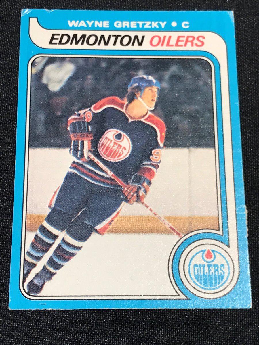 1979 O Pee Chee 18 Wayne Gretzky Rookie Card
