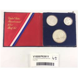 1776-1976 US Bicentennial Silver Proof Set