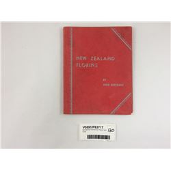 Bertrand NZ Florins Coin Album with Coins
