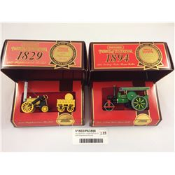 Two Matchbox Limited Editions Inc.1829 Stephensons Rocket
