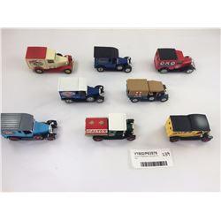 Group of Matchbox Vehicle's Inc. RAF