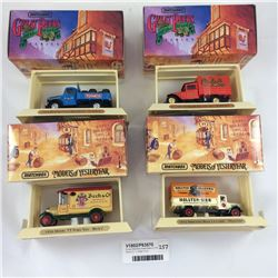 Group Matchbox Great Beers of The World Inc. Tooheys Truck