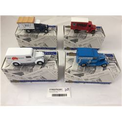 Group of Matchbox Power of The Press Series Models