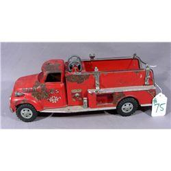 VINTAGE TONKA FIRE TRUCK T.F.D.