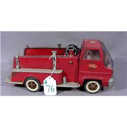 VINTAGE 1950'S TONKA GAS TURBINE FIRE TRUCK