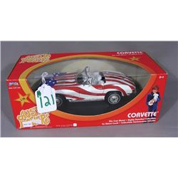 CLASSIC AUSTIN POWERS 2004 RC2 BRAND CORVETTE