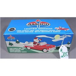 AMACO LIMITED EDITION 1955 CHEVY BELAIR PEDDLE CAR