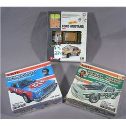 THREE VINTAGE MODELS IN ORIGINAL BOXES