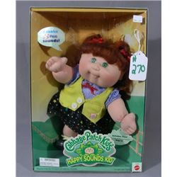 "VINTAGE CABBAGE PATCH KIDS ""HAPPY SOUND KIDS"