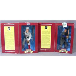 TWO VINTAGEN STARTING LINEUP 'COOPERSTOWN COLLECTION