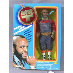 """1983 DALOOB """"MR. T"""" DOLL"""
