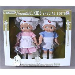 2001 HORSMAN CAMPBELLS KIDS SPECIAL EDITION MILLENNIUM