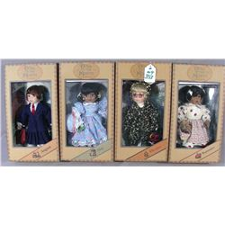 4 DOLL OF THE MONTH COLLECTION