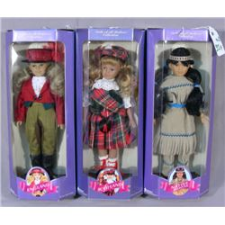 DOLLS OF ALL NATIONS COLLECTION
