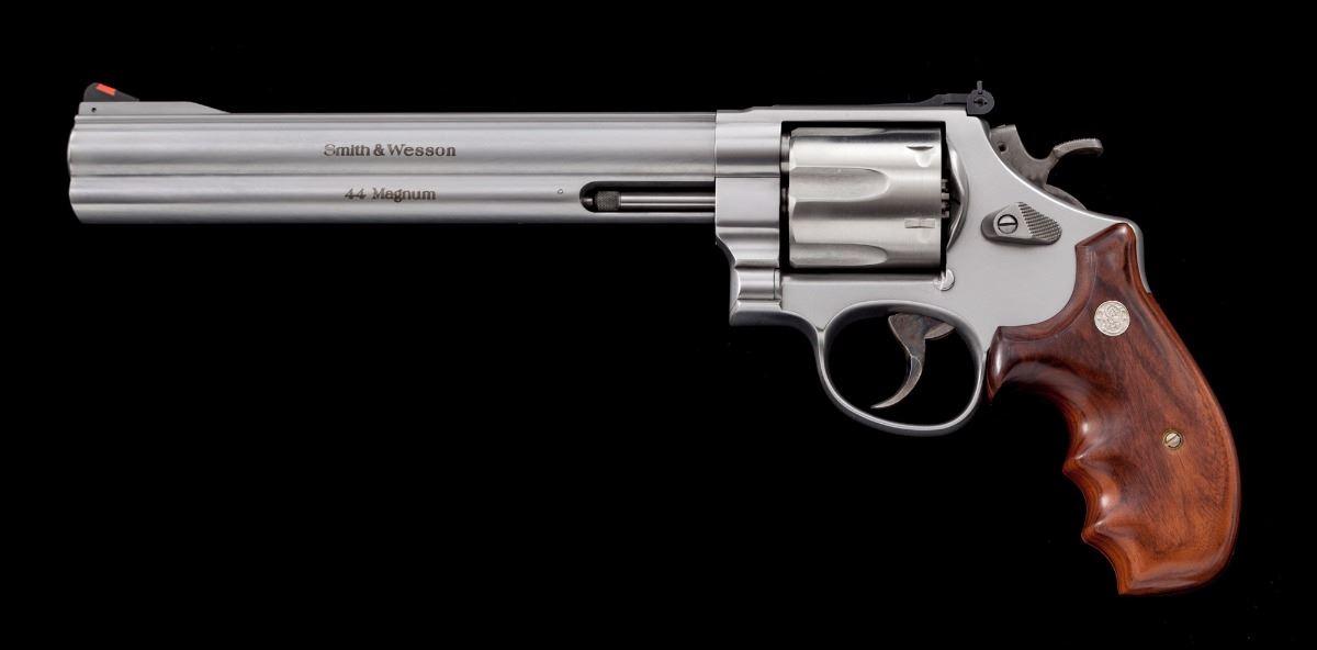S&W Model 629-4 Classic DX DA Revolver