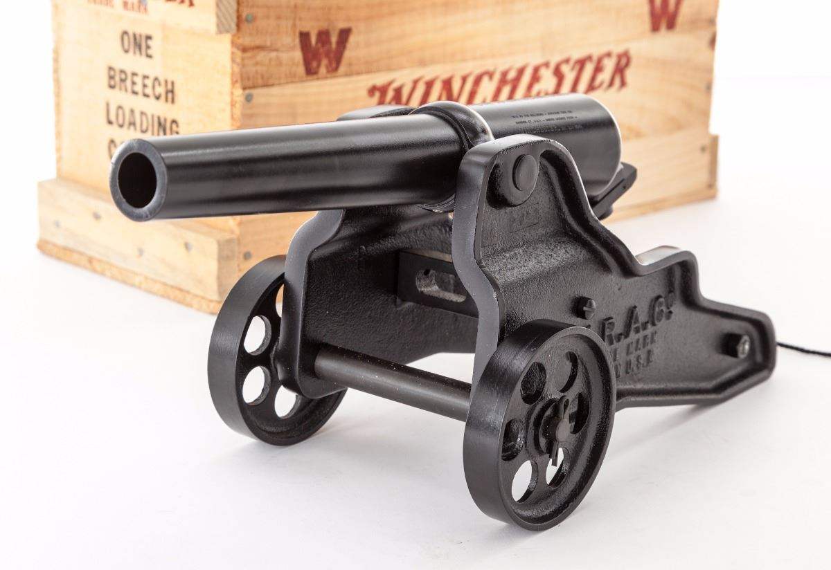 Winchester Model 1898 Signal Cannon