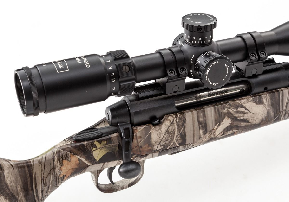 Savage Axis Bolt Action Rifle