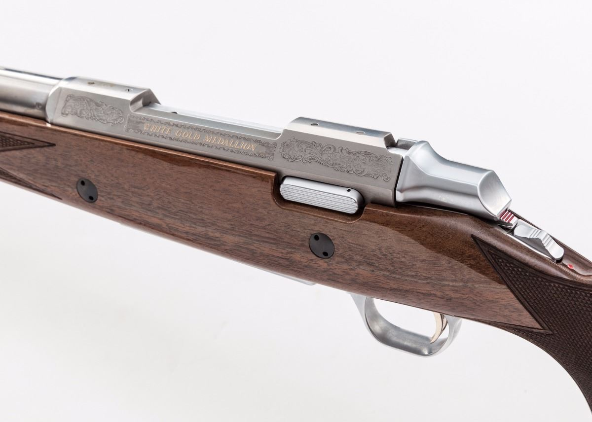 Browning A Bolt Ii White Gold Medallion Ba Rifle