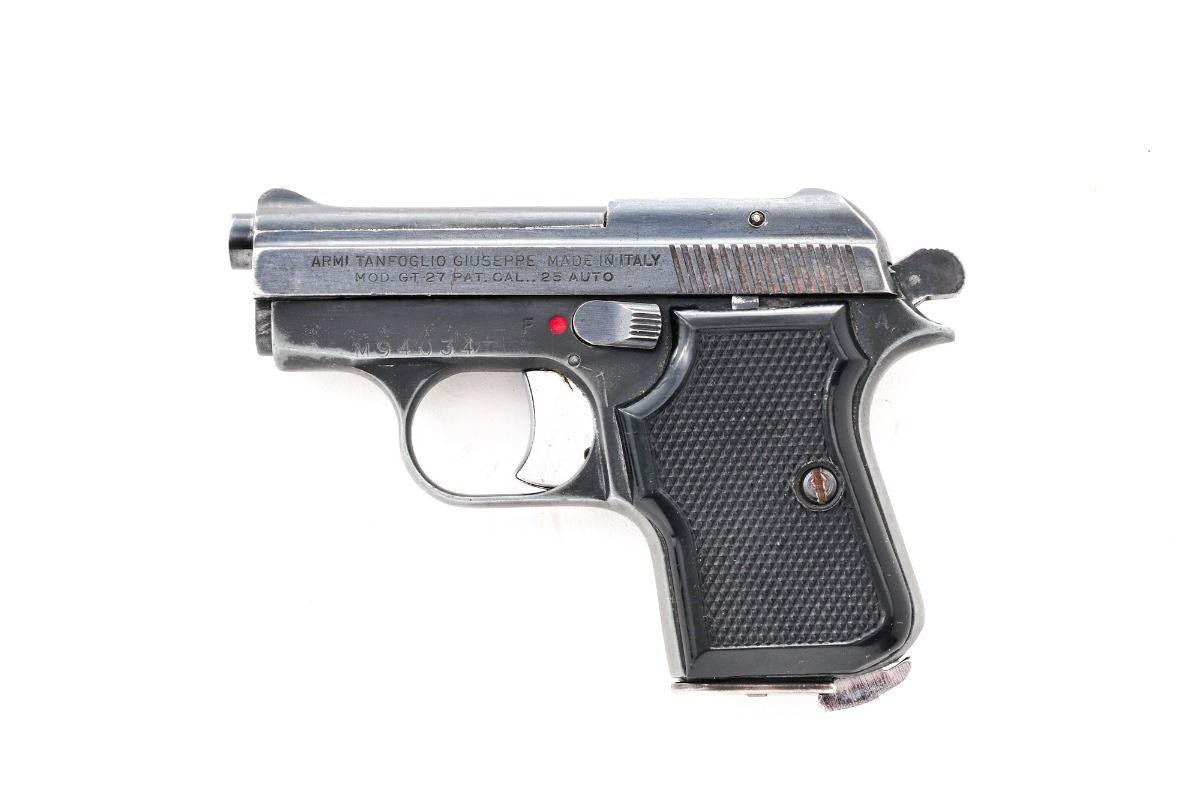Armi Tanfoglio Model GT 27 Semi-Auto Pistol