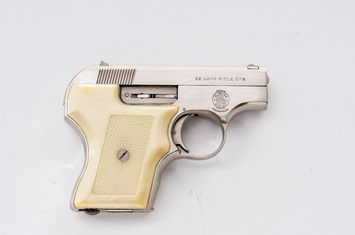 ... Image 3 : S&W Model 61-2 Pocket Escort Semi-Auto Pistol ...