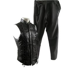 Brüno (Sacha Baron Cohen) Leather Movie Costumes