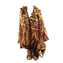Immortals Zeus (Luke Evans) Movie Costumes