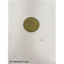 Inglorious Basterds Antique Coin Movie Props