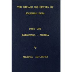 Mitchiner on Southern India
