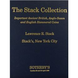 Hardcover Stack Collection of British Coins