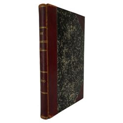 1900 Volume of the Numismatist