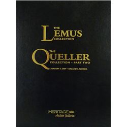 Lemus & Queller II Hardcover Edition