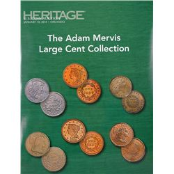The Adam Mervis Large Cent Sale