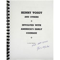 Annotated Draft of Moulton's Work on Henry Voigt