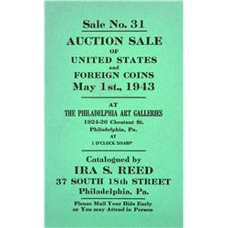 Ira Reed Sales