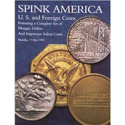 Run of Spink America Sales
