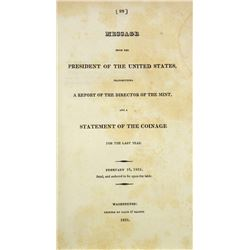 The 1820 Mint Report