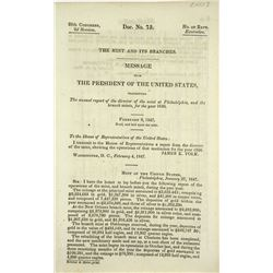 The 1846 Mint Report