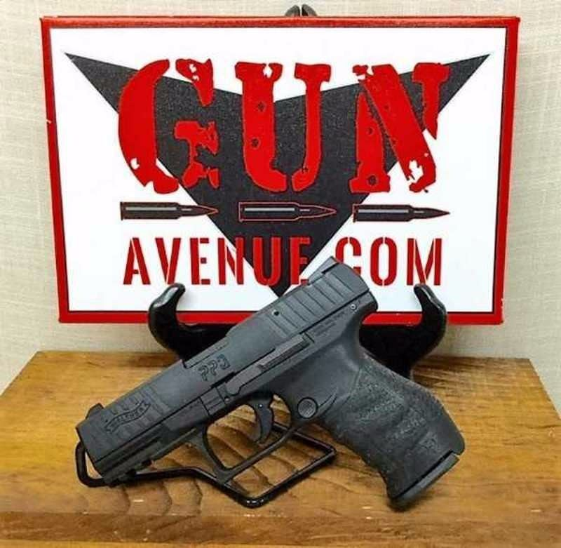 Walther PPQ  22LR Semi Auto with 12 round mag