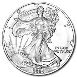 Silver Eagle Random Year