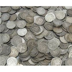Lot of 100 Morgan Silver Dollars - ag a-au