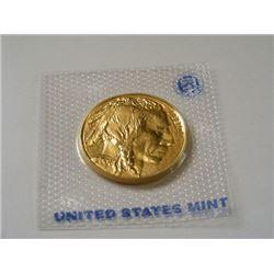 24k Gold US Buffalo Bullion - Random