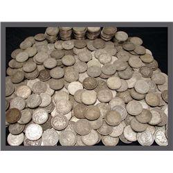 100 Morgan Silver Dollars