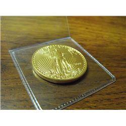 1 oz. Gold US Eagle - Pure