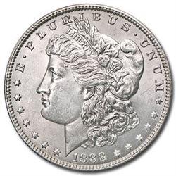 1888 UNC Morgan Silver Dllar