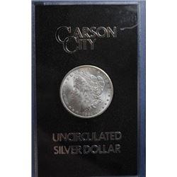 1884 Carson City GSA Morgan