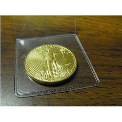 1 oz. Gold Eagle Pure- Random